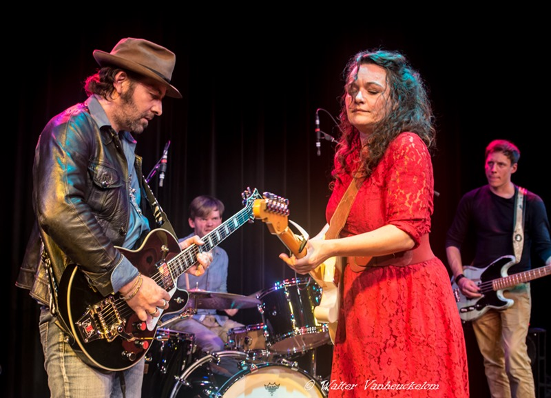 Meena Cryle & The Chris Fillmore Band - Samstag, 29.09.2018